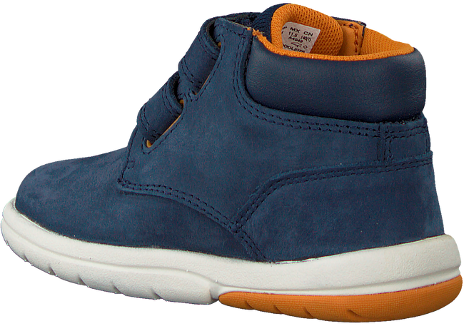 Blaue TIMBERLAND Sneaker high TODDLE TRACKS H&L BOOT  - large