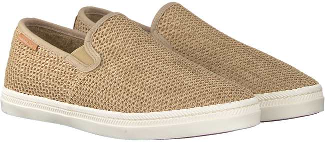 Beige GANT Slip-on Sneaker FRANK 18678380 - large