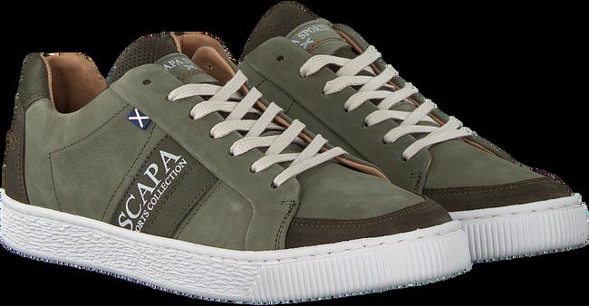 Grüne SCAPA Sneaker 10/4513CN  - large
