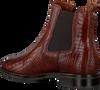 Cognacfarbene OMODA Chelsea Boots MASHA  - small