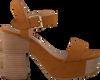 Cognacfarbene STEVE MADDEN Sneaker ZANTO  - small