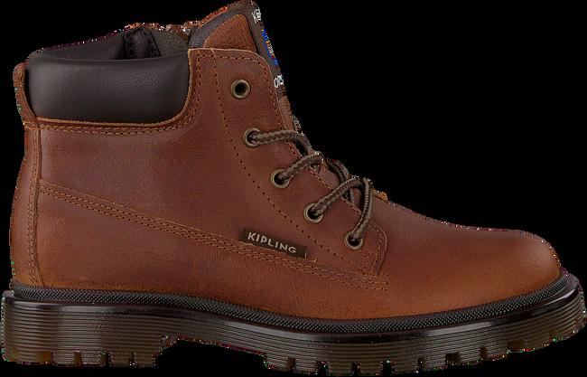 Cognacfarbene KIPLING Ankle Boots BALTASAR 1  - large