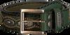 Grüne SENDRA Gürtel 7606 - small