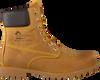 Camelfarbene PANAMA JACK Ankle Boots PANAMA HEREN - small