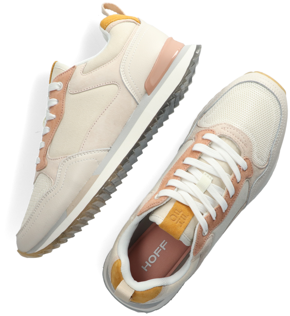 Beige THE HOFF BRAND Sneaker low TOULOUSSE  - large