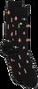 Schwarze Alfredo Gonzales Socken ROCKETS IN SPACE  - small