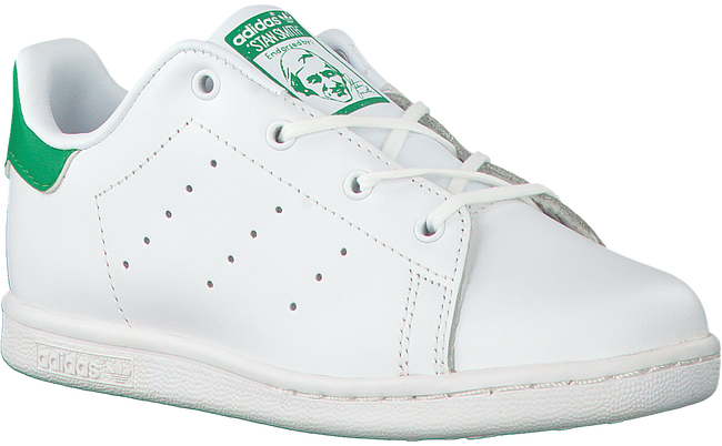 Weiße ADIDAS Sneaker STAN SMITH I - large