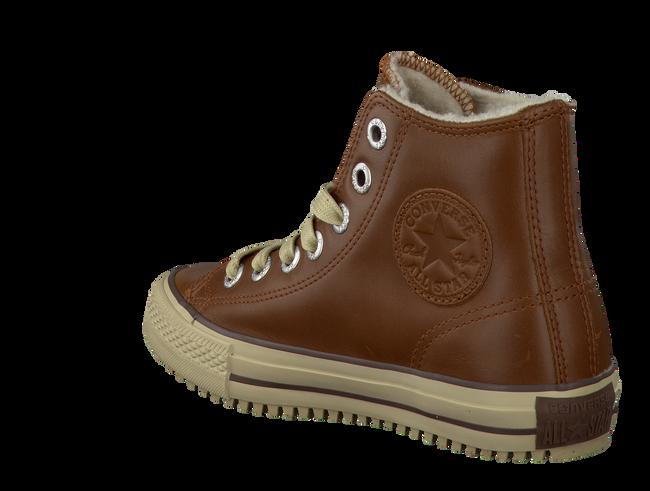 Cognacfarbene CONVERSE Sneaker AS WINTERBOOT - large