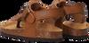 Cognacfarbene KIPLING Sandalen JUAN3 - small