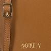 Cognacfarbene NOTRE-V Umhängetasche MARIE  - small