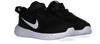Schwarze NIKE Sneaker low REVOLUTION 5 (TDV)  - small