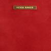 Rote PETER KAISER Clutch WAIDA  - small