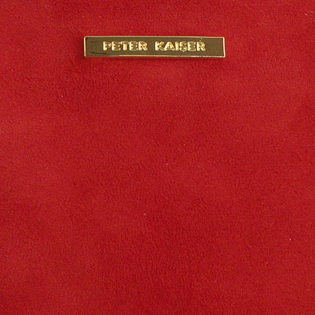 Rote PETER KAISER Clutch WAIDA  - large