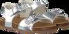 Silberne KIPLING Sandalen EASY 50 - small