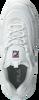 Weiße FILA Sneaker RAY LOW MEN  - small