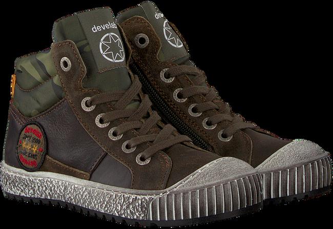 Grüne DEVELAB Sneaker 41717 - large