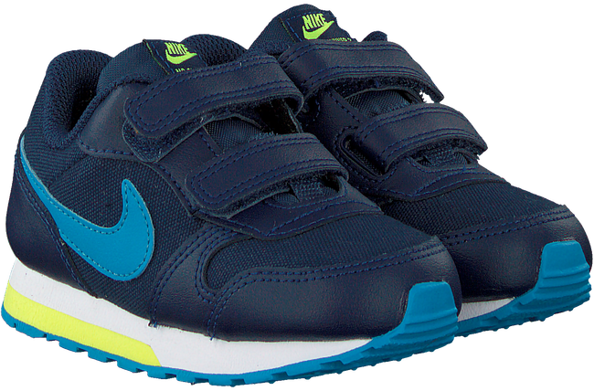 Blaue NIKE Sneaker low MD RUNNER 2 (TDV)  - large