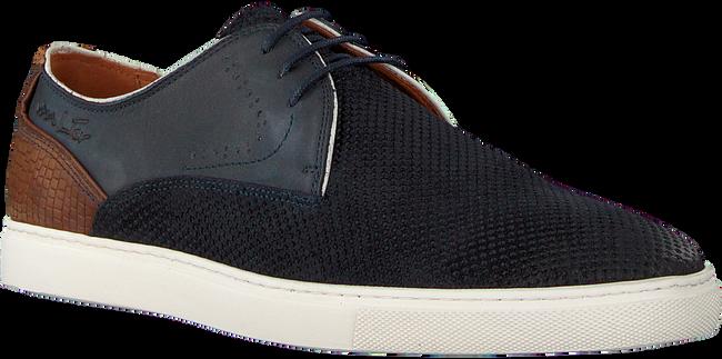 Blaue VAN LIER Business Schuhe 1919401  - large