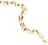 Goldfarbene NOTRE-V Armband ARMBAND SCHAKEL #3  - small