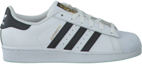 Weiße ADIDAS Sneaker SUPERSTAR DAMES - medium