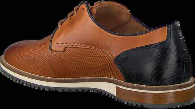 Cognacfarbene CYCLEUR DE LUXE Business Schuhe PLUS  - large