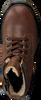 Braune PINOCCHIO Sneaker P1186  - small