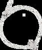 Silberne ALLTHELUCKINTHEWORLD Armband ELEMENTS BRACELET CACTUS - small