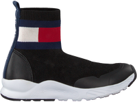 Schwarze TOMMY HILFIGER Sneaker high BOOTIE SNEAKER  - medium