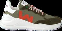 Grüne WOMSH Sneaker low WAVE  - medium