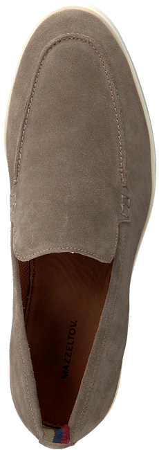 Beige MAZZELTOV Slipper 5579  - large