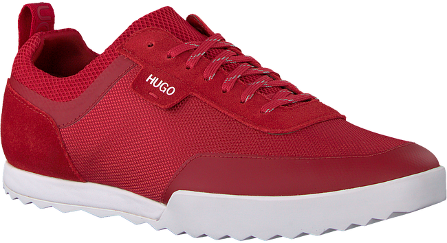Rote HUGO BOSS Sneaker MATRIX LOWP  - large