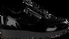 Schwarze HASSIA Sneaker 1825 - small