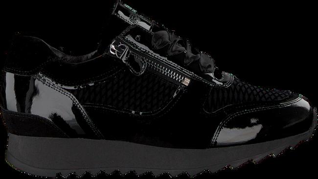 Schwarze HASSIA Sneaker 1825 - large