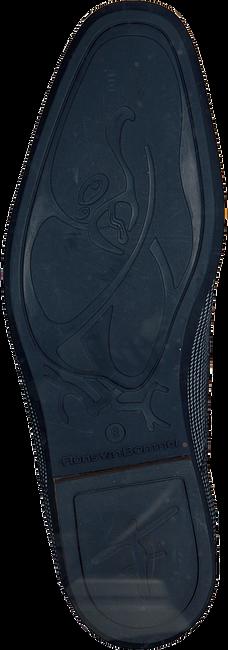 Blaue FLORIS VAN BOMMEL Business Schuhe 18441  - large