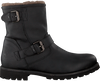 Schwarze PANAMA JACK Ankle Boots FAUST IGLOO C18 - small