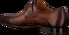 Cognacfarbene MAGNANNI Business Schuhe 22033  - small