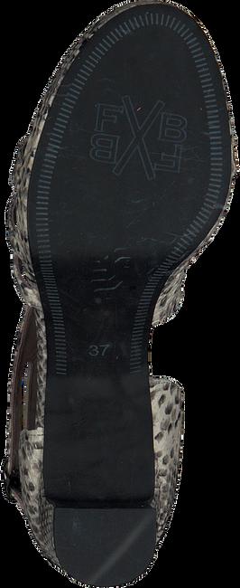 Beige FLORIS VAN BOMMEL Sandalen 85902  - large
