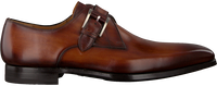Cognacfarbene MAGNANNI Business Schuhe 19531/  - medium