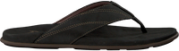Black OLUKAI shoe PIKOI  - medium