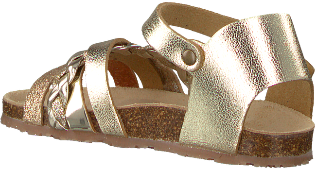 Goldfarbene BUNNIES JR Sandalen BECKY BEACH  - large