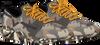 Graue DIESEL Sneaker S-KBY HEREN - small