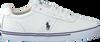 Weiße POLO RALPH LAUREN Sneaker HANFORD  - small