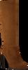 Cognacfarbene NOTRE-V Hohe Stiefel AH73  - small