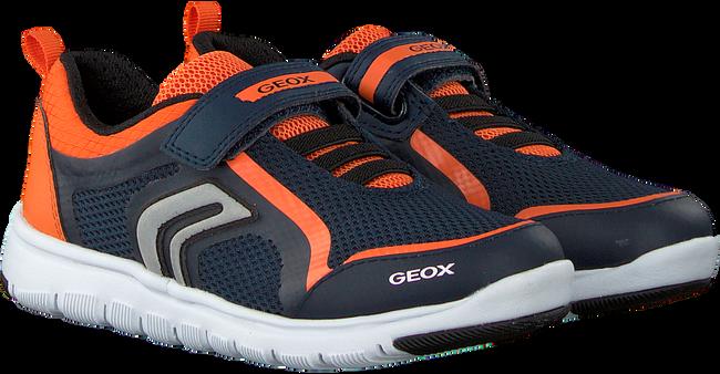 Blaue GEOX Sneaker J823NB - large
