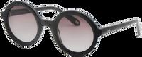 Schwarze IKKI Sonnenbrille TATE  - medium