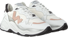 Weiße WOMSH Sneaker low FUTURA  - small
