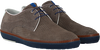 Taupe FLORIS VAN BOMMEL Business Schuhe 14020  - small