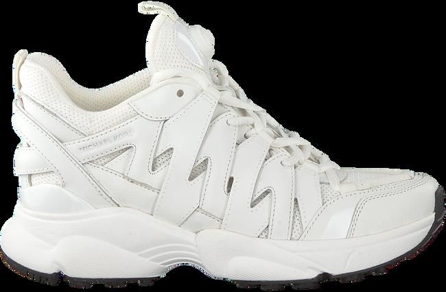 Weiße MICHAEL KORS Sneaker low HERO TRAINER  - large