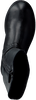 Schwarze APPLES & PEARS Hohe Stiefel EVORA  - small