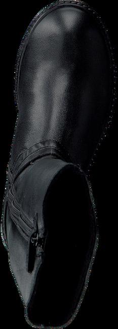Schwarze APPLES & PEARS Hohe Stiefel EVORA  - large